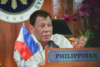 Duterte calls for 'cohesive' ASEAN response to COVID-19 crisis in online summit