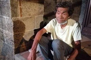 Lolong nagtangkang lumakad papuntang probinsiya nakauwi na sa Samar