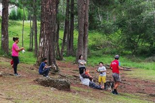 Baguio's Camp John Hay to reopen to city residents for leisure visit Tuesday