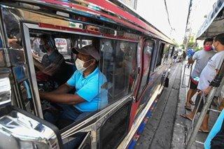 Ilang jeepney driver sa QC nanganganib palayasin sa kanilang mga terminal