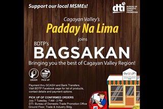 Programa para sa mga magsasaka, small business owners ng Cagayan Valley inilunsad
