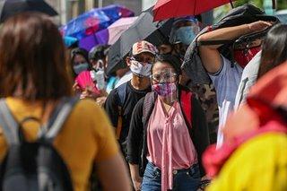 'Marami pa rin nakakalimot': DOH stresses importance of wearing masks