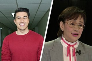 'Proud of you': Luis lauds mom Vilma for voting in favor of ABS-CBN's franchise