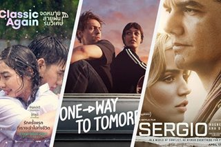 Netflix reviews: 'Classic Again,' 'One Way to Tomorrow,' 'Sergio'