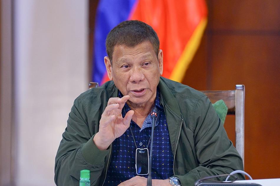 PH nalulugi ng P2 bilyon kada araw dahil sa pandemya: Duterte 1