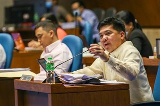 Defensor hits ouster as House panel chair, claims Velasco sowing distrust