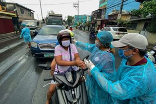 Govt should focus on pandemic, not charter change: QC mayor