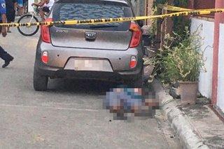 Delivery boy patay nang barilin ng sundalo sa Davao City