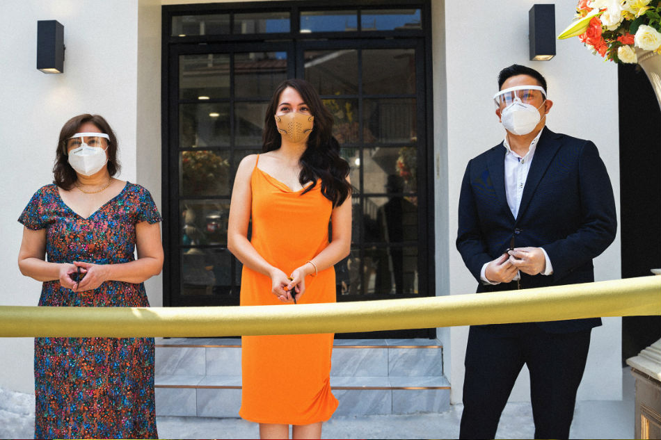 Self Care In New Normal Aesthetic Clinic Opens Branch In Qc Amid Pandemic Abs Cbn News