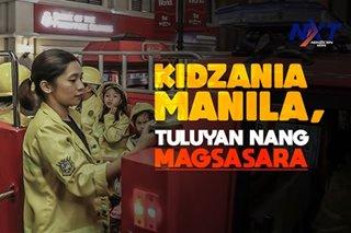 Kidzania Manila, magsasara na