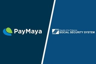 PayMaya users can now access SSS benefits via digital wallet