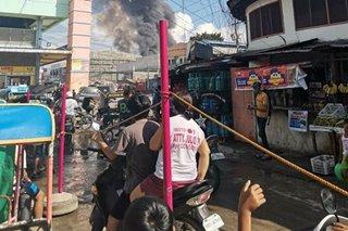 80 pamilya nawalan ng tirahan sa sunog sa Cagayan de Oro