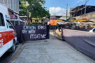 6 areas in Cebu City placed under granular lockdown