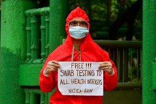 'No life is worth P1 million': Doctors, nurses talk about demoralization