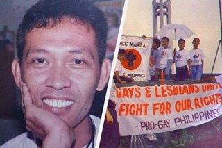 Pinoy na isa sa namuno sa kauna-unahang Pride March sa Asya, pumanaw na