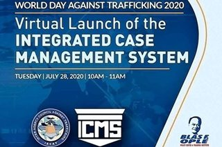 Anti-trafficking council launches system to track OFW trafficking cases, referrals