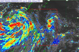 PAGASA warns of floods in parts of Luzon due to habagat