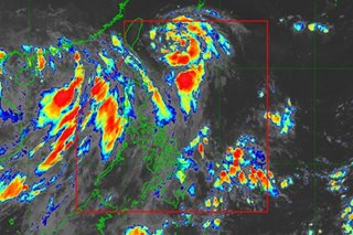 Habagat to dampen Luzon, W. Visayas; Tropical storm Dindo to exit Monday