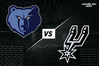 NBA: Spurs survive crazy finish, hold off Grizzlies