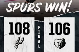 WATCH: Spurs-Grizzlies game highlights, August 2, 2020
