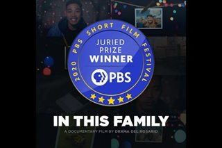 Documentary 'In This Family' wins at 2020 PBS Short Film Festival