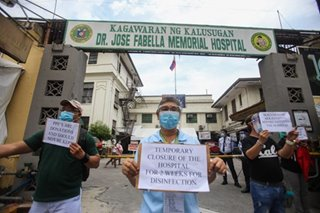 Health workers call for COVID-safe Fabella Hospital