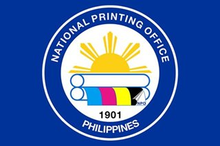 Nat'l Printing Office suspends work 'til Aug. 14 as 32 personnel contract COVID-19