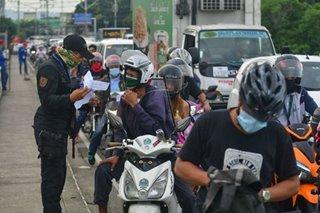 27 million Filipinos return to stricter lockdown as virus cases soar