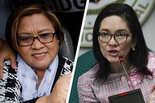 De Lima gives up justice panel seat for Hontiveros ahead of death penalty debate