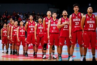 Indonesia won't get direct qualification to 2023 FIBA World Cup