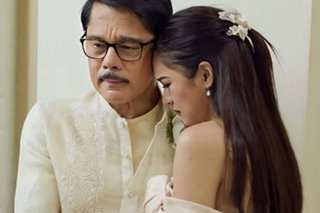 Kim Chiu hopes to work with Christopher de Leon again after 'Love Thy Woman'
