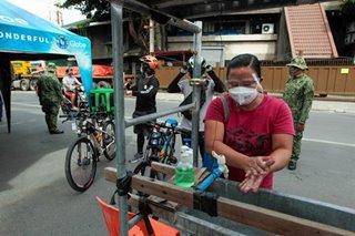 Palasyo umalma sa bansag na 'COVID-19 hotspot' ang Pinas sa Southeast Asia