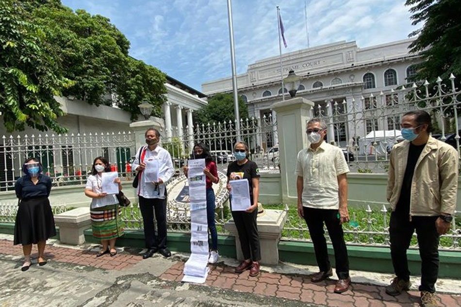 Moro, indigenous, civil society leaders join forces in petition vs Anti-Terrorism Act