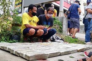 2 huli sa Antipolo buy-bust; P3.9 milyong halaga ng marijuana nasamsam