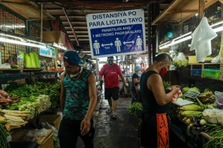 QC crackdown on overpricing tags more than 100 market vendors