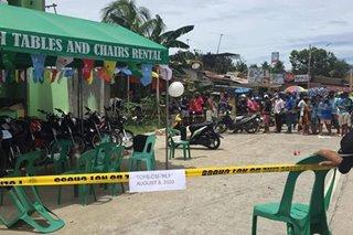 Negosyante patay sa pamamaril sa Tagum City