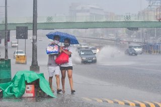 Rains ahead in parts of Luzon due to Ferdie: PAGASA