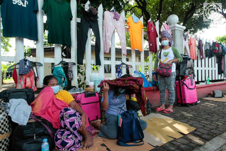 Metro Manila 'ready' to go back to GCQ: defense chief 1