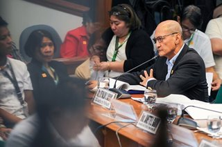 Task force files criminal complaint vs ex-PhilHealth chief Morales, other officials at Ombudsman