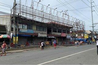 9 vendors at staff sa palengke sa Bacoor, positibo sa COVID-19