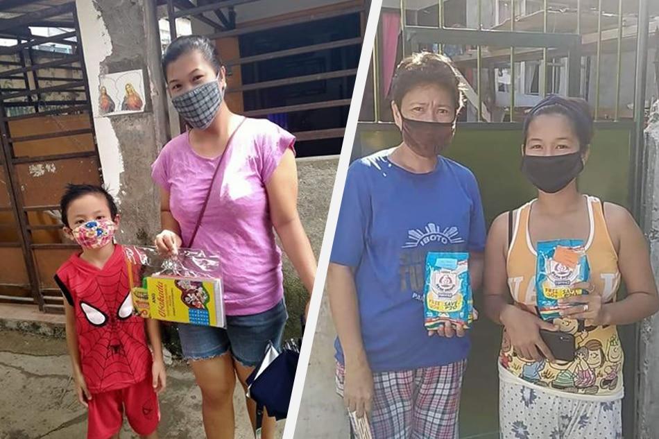 6 anyos na lalaki alok ang school supplies, gatas sa mga kapwa bata sa Bulacan 1