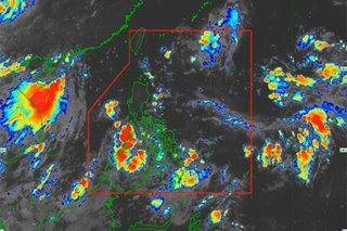 Here comes Gener: Storm enters Philippine area