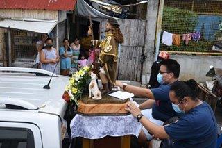 San Roque, patron saint of the sick
