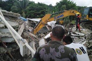 Magnitude 6.6 quake rocks central Philippines