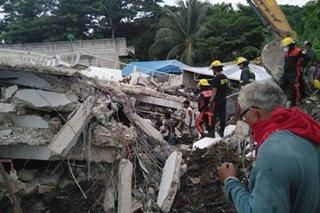 1 dead, several injured in Masbate quake epicenter