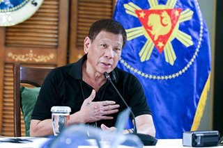Duterte wants to visit Masbate quake victims
