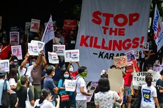 DOJ, other agencies sign data-sharing pact with CHR to resolve political killings