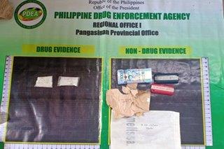 P340,000 halaga ng shabu nasamsam, 3 timbog sa Pangasinan drug bust