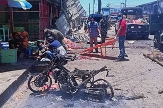 Philippine military eyes Abu Sayyaf as responsible for twin Jolo bombing