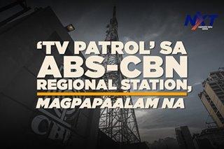 'TV Patrol' sa ABS-CBN Regional stations, magpapaalam na